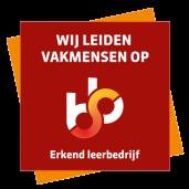 Leerbedrijf logo